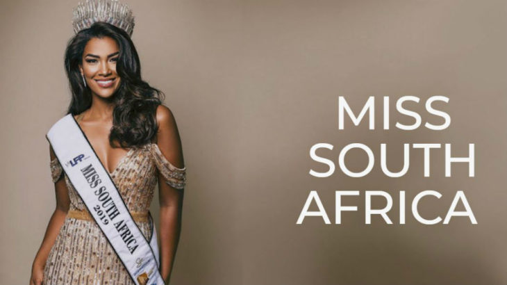 Miss South Africa 2020 goes virtual amid coronavirus pandemic