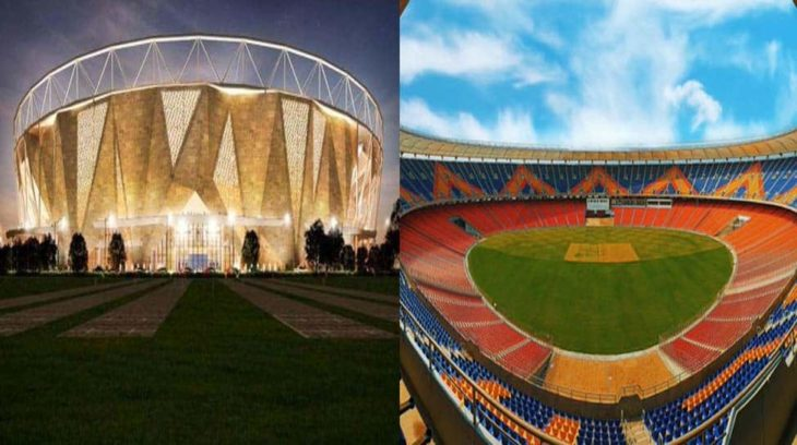 BCCI secretary Jay Shah shares picture of 'magnificent' Motera Stadium