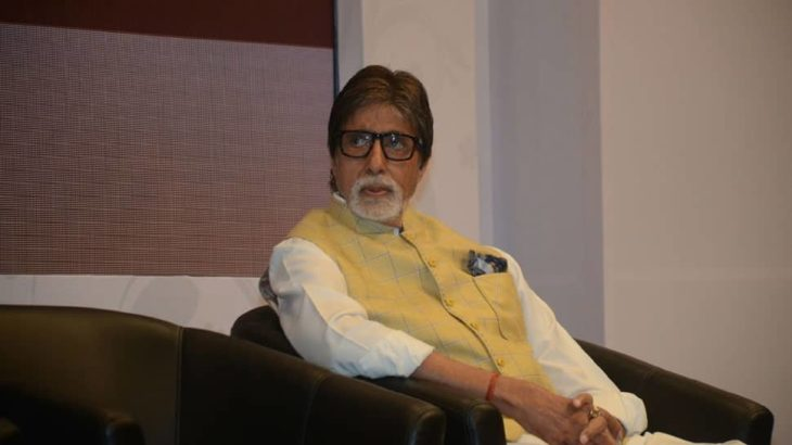 In new blog from isolation ward, Amitabh Bachchan writes about how coronavirus affects patient's mental health