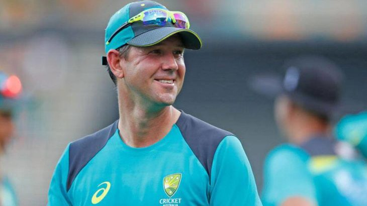 Ricky Ponting welcomes puppy 'Eloise' to family--Pic inside