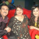 When Saroj Khan appeared on 'Taarak Mehta Ka Ooltah Chashmah' as a judge