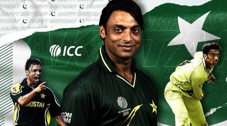 Former Pakistan pacer Shoaib Akhtar turns 45, ICC calls him 'one of the fastest bowlers ever'